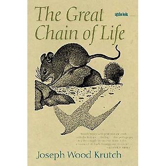De grote keten van leven door Joseph hout Krutch - Paul Landacre - Patri