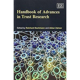 Podręcznik do postępu naukowego zaufania przez Reinhard Bachmann - Akbar Z