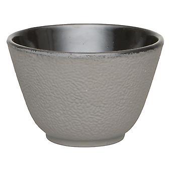 BergHOFF 2 x cast iron Tea Cup grey 0.1 L