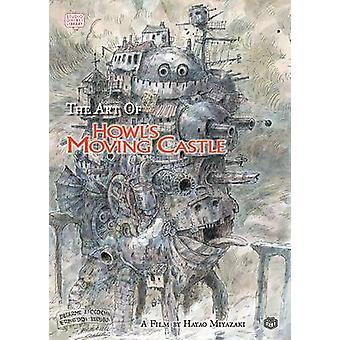 El arte de Castillo móvil del aullido por Hayao Miyazaki - Hayao Miyazaki-