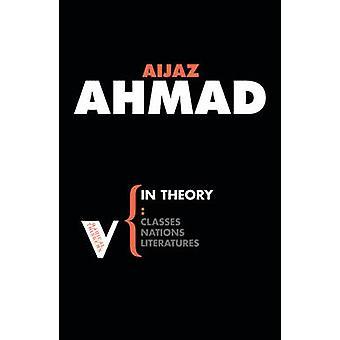 In theorie - Naties - lessen - literatuur door Aijaz Ahmad - 978184467