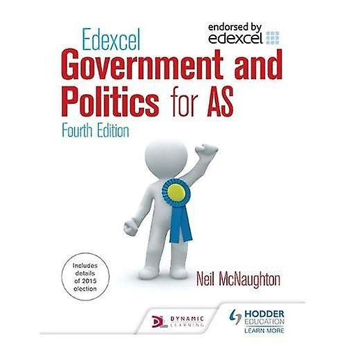 Edexcel Government and Politics for AS (Edexcel for As)