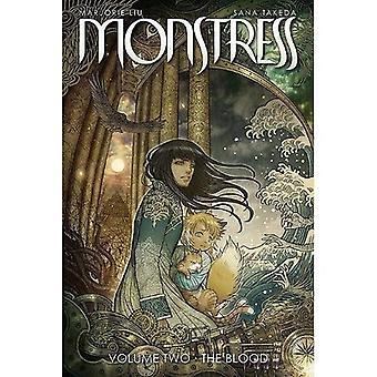 Monstress Band 2: Das Blut