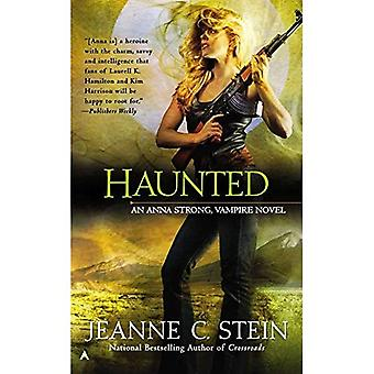 Haunted: Een Anna Strong, Vampire Roman