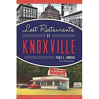 Restaurants perdus de Knoxville (palais américain)