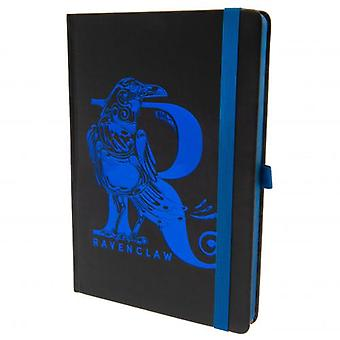 Harry Potter Premium Foil Notebook Ravenclaw