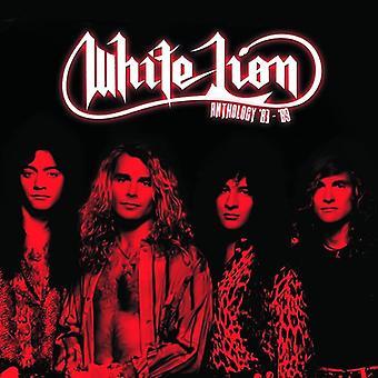 Witte leeuw - Anthology 83-89 [CD] USA importeren