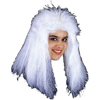 White Wig For Sorceress Costume