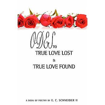 真の失われた愛、真実の愛のシュナイダー ・ E. C. & II によって発見する常微分方程式