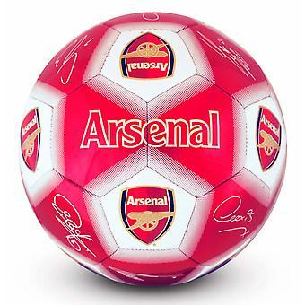 ארסנל הרשמי חתימה רשמית תג כדורגל