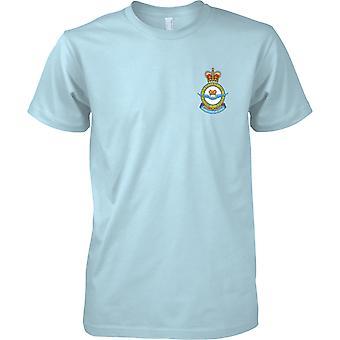 Força aérea auxiliar real RAuxAF - RAF reserva t-shirt cor