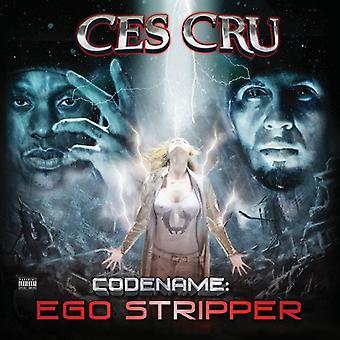 Ces Cru - Codename: Ego Stripper [CD] USA import