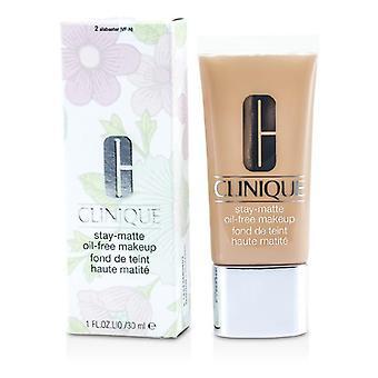Clinique Stay Matte Oil Free Makeup - # 02 Alabaster (vf-n) - 30ml/1oz