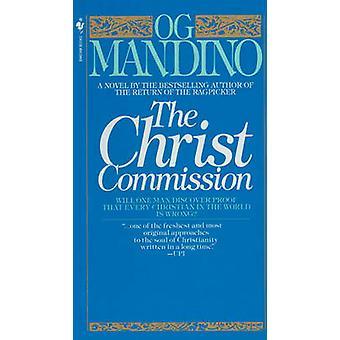 Christ Commission by Og Mandino - 9780553277425 Book