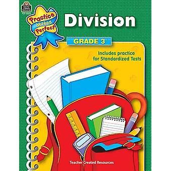 Division Grade 3 by Teacher Created Resources - 9780743933230 Book