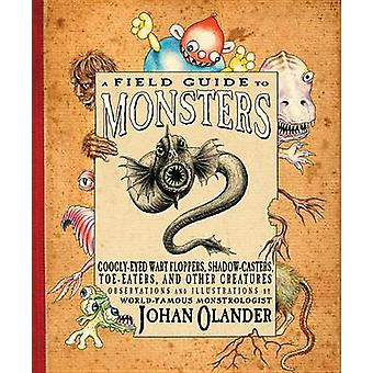 A Field Guide to Monsters - Googly-Eyed Wart Floppers - Shadow-Casters