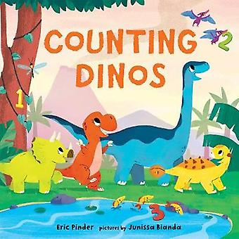 Counting Dinos by Eric Pinder - 9780807512814 Book