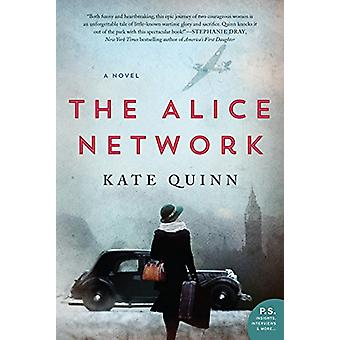 The Alice Network by Kate Quinn - 9781432839406 Book