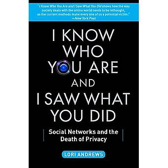 I Know Who You Are and I Saw What You Did - Social Networks and the De