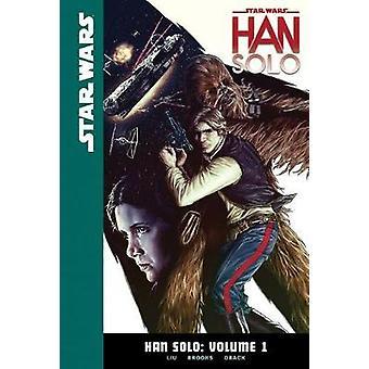 Han Solo - Volume 1 by Marjorie Liu - 9781532140150 Book