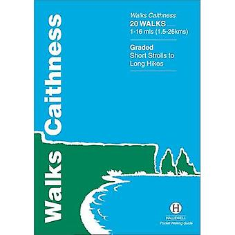 Walks Caithness by Richard Hallewell - Rebecca Coope - 9781872405124