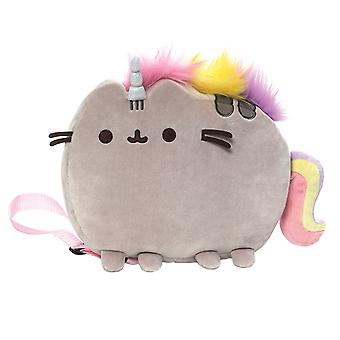 Pusheen Plush Backpack Pusheenicorn