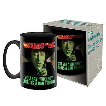 Wizard of Oz Witch Ceramic Mug