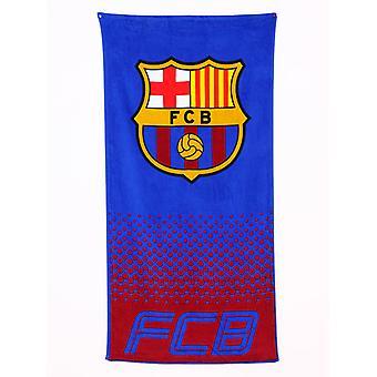 FC Barcelona Fade handduk