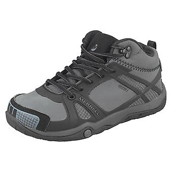Childrens Merrell Waterproof Ankle Boots Proterra Mid J95461