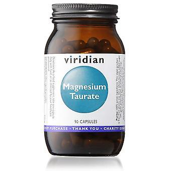Viridian Magnesium Taurate Capsules 90 (327)