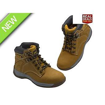 DEWALT Extreme Safety Boot Wheat Size UK 10 Euro 44