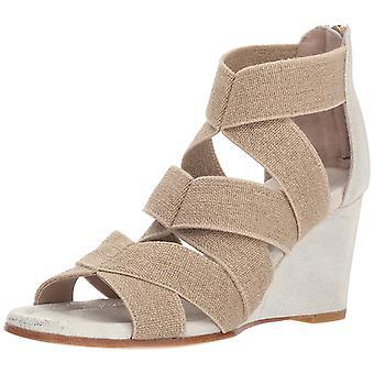 Donald J Pliner Womens lelle Fabric Peep Toe Casual Espadrille Sandals