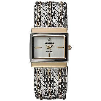Armitron Clock Donna Ref. 75/5537MPTT