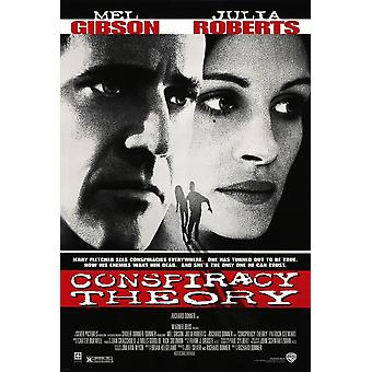 Conspiracy Theory (Vidéo) (1997) Original Video Poster