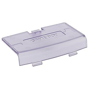 Replacement battery cover for nintendo game boy advance - atomic purple