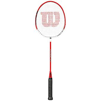 Wilson Champ 90 Badminton Racket Racquet Red/White
