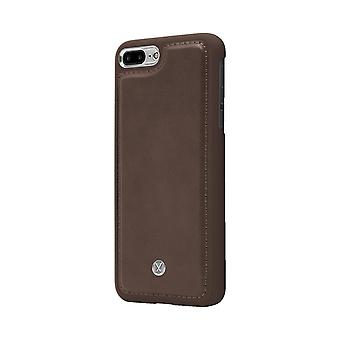 Marvêlle iPhone 7/8 Plus Magnetic Case Dark Brown Basic