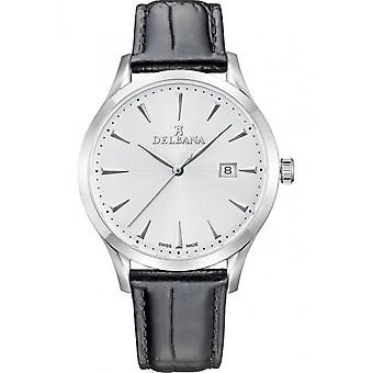 Delbana - Watch - Men - Classic Collection - 41601.694.6.061 - Como