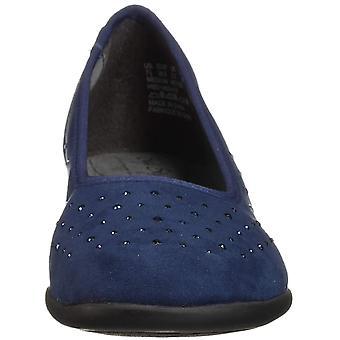 Soft Style Womens Rubi Closed Toe Casual Slide Sandals