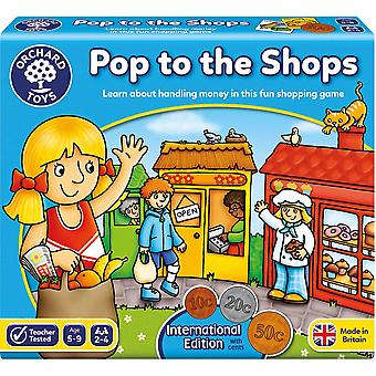 Orchard Toys International Pop To The Shops