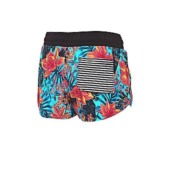 Zoggs Girls Wunderlust Swimming Beach Swim Shorts - Multi
