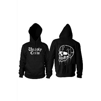 Blackcraft Cult Unholy Crew Hooded Pullover Sweater