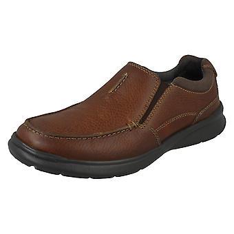 Herren Clarks Casual Schuhe Cotrell kostenlos