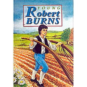 Young Robert Burns by David Ross