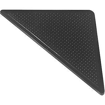 Aidapt - anti - slip rubbers - deurmat - 8 stuks