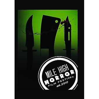 Mile High Horror [DVD] USA import