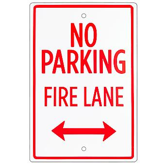 No Parking - Fire Lane Sign 18
