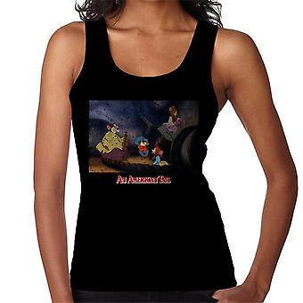 An American Tail Fievel And Family Women's Vest