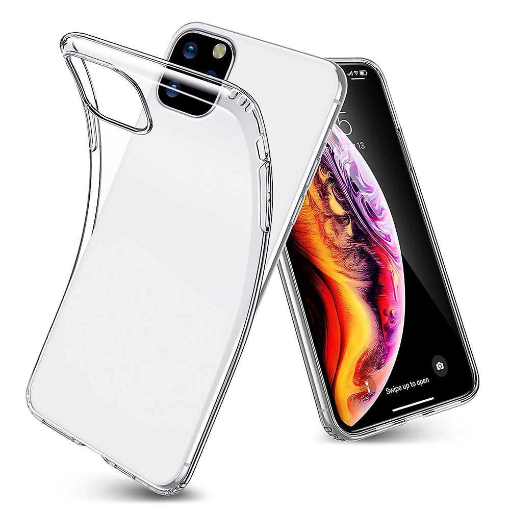 iCoverCase | iPhone 11 Pro | Transparent Skal