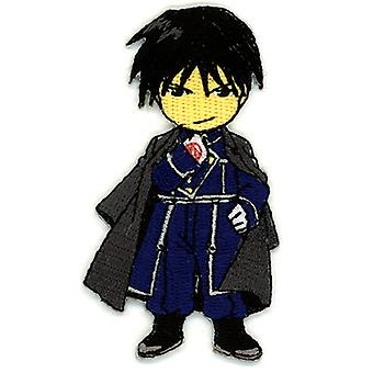 Patch - Fullmetal Alchemist - New Roy Ver. 1 Iron On Anime Licensed ge7141